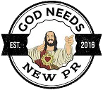 Godneedsnewpr Logo