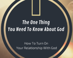 One Thing About God Bible Study Ch. 16 – Tough Questions/Christian FAQ's