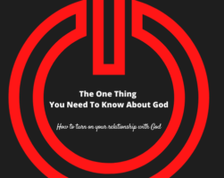One Thing Bible Study Ch. 15 – The Ultimate Buzz